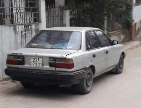 Cần bán xe cũ Toyota Corolla đời 1990, xe nhập