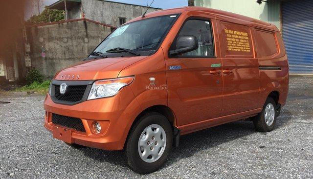 Ninh Bình bán xe tải Kenbo Van 5 chỗ, giá chỉ 202 triệu đồng, giao xe ngay 1 nốt nhạc