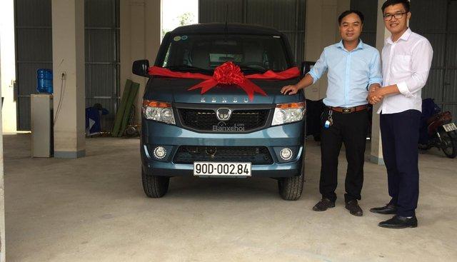 Đại Lý xe tải Kenbo chính hãng tại Nam Định, bán xe tải Kenbo 5 chỗ, bảo hành 3 năm