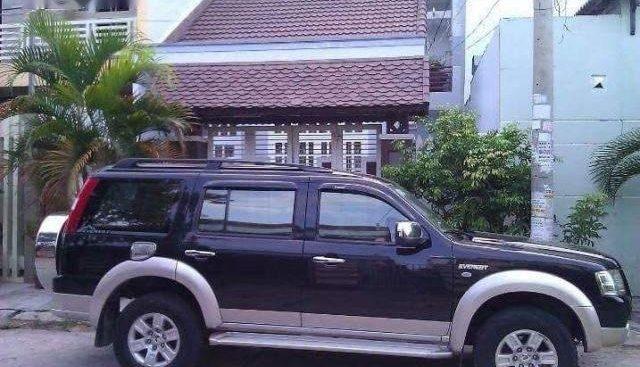 Chính chủ bán lại xe Ford Everest 2008, màu đen