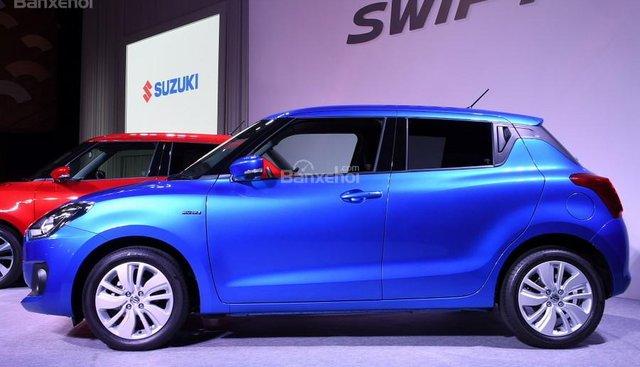 Suzuki Swift phiên bản mới, nhập khẩu nguyên chiếc từ Thái Lan
