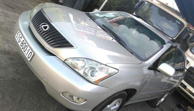 Cần bán lại xe Lexus RX đời 2004, màu bạc, xe nhập