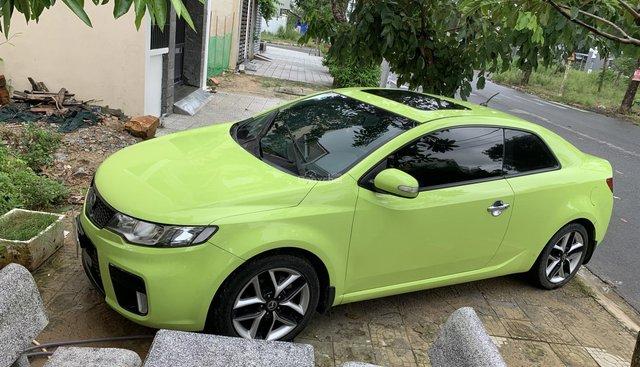 Bán xe Kia Koup Koup ĐK 2011, màu xanh lục, nhập khẩu nguyên chiếc