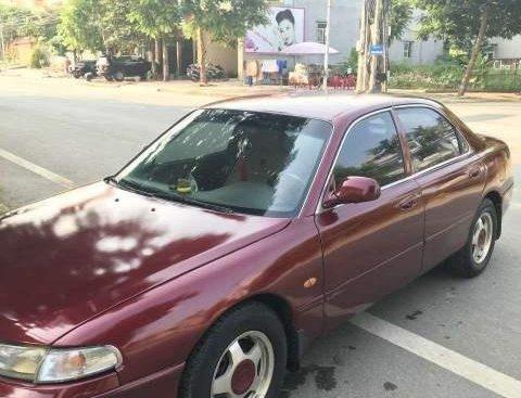 Cần bán lại xe Mazda 626 năm sản xuất 1993, hồ sơ cầm tay