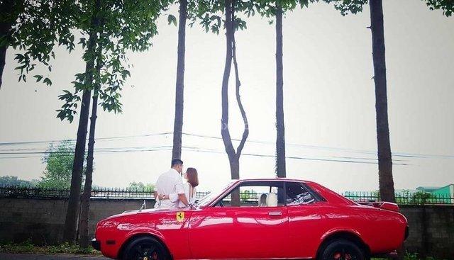 Cần bán xe Toyota Celica sản xuất 1969, màu đỏ, giá hời cho khách hàng may mắn