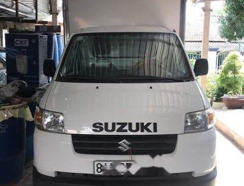 Bán Suzuki Super Carry Pro đời 2016, màu trắng, xe nhập