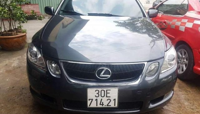 Bán Lexus GS đời 2007, nhập khẩu nguyên chiếc xe gia đình