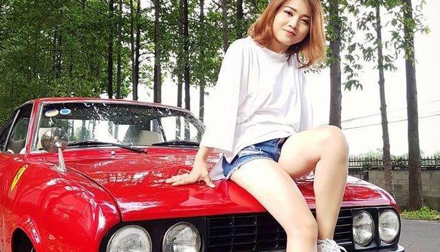 Bán Toyota Celica sản xuất 1969, màu đỏ 1968 đẹp nguyên zin và có hỗ trợ độ nếu có nhu cầu