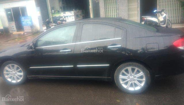 Bán Mitsubishi Galant 2009, màu đen, xe nhập, 370tr