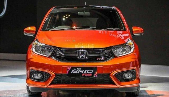 Bán Honda Brio 2019, đủ màu, nhập khẩu chính hãng, quà tặng hấp dẫn