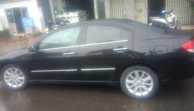 Cần bán Mitsubishi Galant đời 2009, màu đen