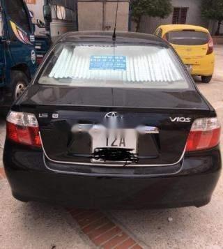 Cần bán xe Toyota Vios đời 2007, màu đen, số sàn