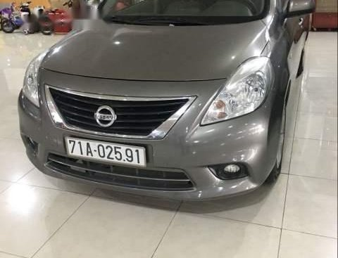 Cần bán xe Nissan Sunny năm sản xuất 2016, màu xám còn mới giá cạnh tranh