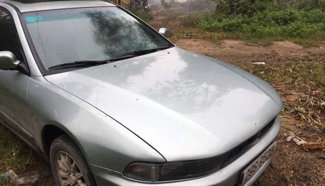 Bán ô tô Mitsubishi Galant đời 1998, màu bạc, nhập khẩu nguyên chiếc
