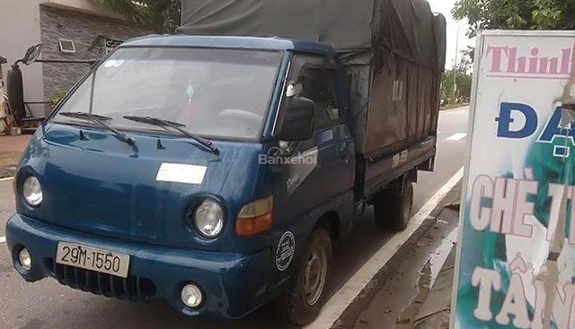 Cần bán lại xe Hyundai Porter năm sản xuất 1998, màu xanh lam, nhập khẩu nguyên chiếc số sàn
