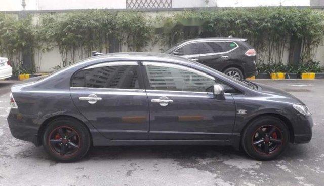 Chính chủ bán Honda Civic 2008, màu xám, xe nhập