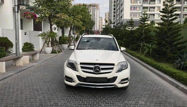 Bán xe Mercedes GLK 250 đời 2015, màu trắng
