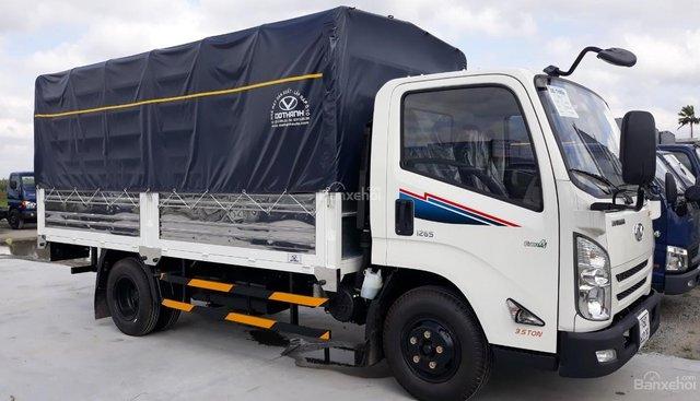 Bán xe tải Đô Thành IZ65 tải 3.490 kg, mui bạt thùng dài 4.3 m đời 2018 tại An Giang