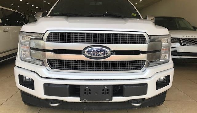 Giao ngay Ford F 150 Platinum 2019 xuất Mỹ, mới 100%