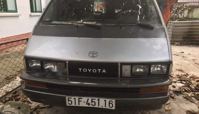 Bán xe Toyota Van đời 1987, nhập khẩu chính chủ