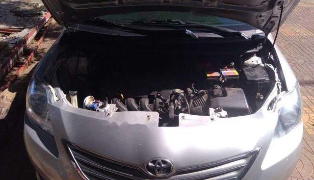 Bán Toyota Vios năm sản xuất 2009, màu bạc, giá 210tr