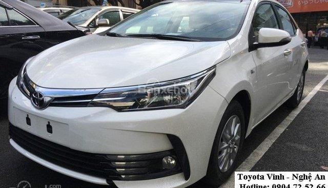 Toyota Vinh - Nghệ An - Hotline: 0904.72.52.66 - Bán xe Altis 2018 rẻ nhất, giá tốt nhất Nghệ An