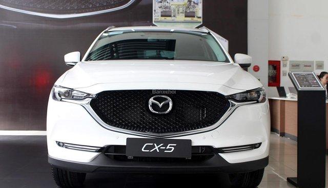 Mazda CX-5 2.0 2019, xe đủ màu giao ngay. Giảm 25 triệu tại Mazda Bình Triệu