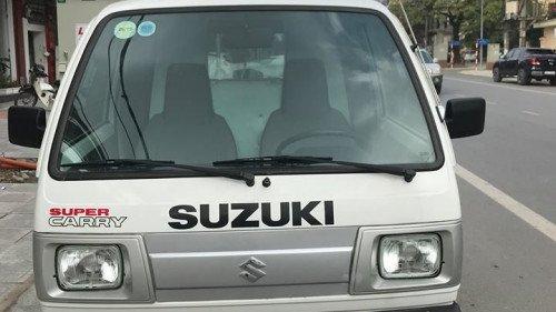 Bán Suzuki Blind Van 1.0 MT năm 2016, màu trắng