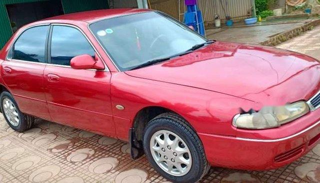 Bán xe Mazda 626 đời 1995, màu đỏ, nhập khẩu
