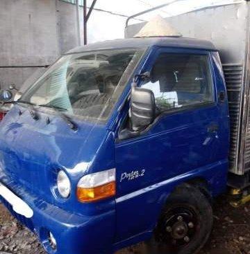 Cần bán xe Hyundai Porter sản xuất năm 2008, màu xanh lam, nhập khẩu
