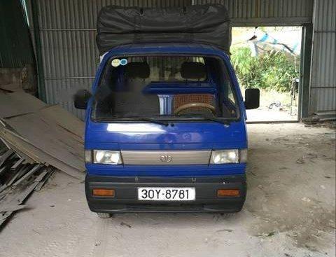 Bán xe Daewoo Labo sản xuất 2005, màu xanh lam, nhập khẩu