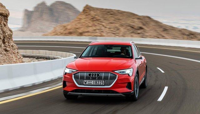 Đánh giá xe Audi E-Tron 2019: Xe điện sang chảnh mới về Việt Nam