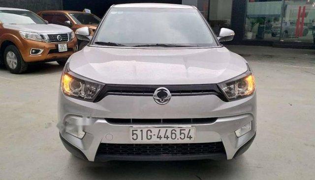 Bán xe Ssangyong TiVoLi sản xuất năm 2017, xe nhập