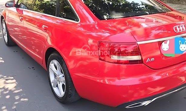 Cần bán lại xe Audi 100 đời 2008, màu đỏ, xe nhập