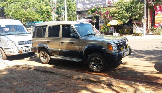 Cần bán xe Mekong Star năm sản xuất 1996, màu vàng