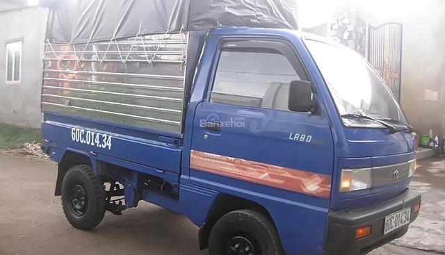 Bán xe Daewoo Labo năm 2006, màu xanh lam, còn mới