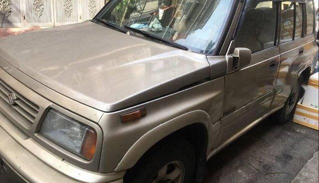 Bán xe Suzuki Vitara đời 2004, màu vàng, số sàn, giá 185tr