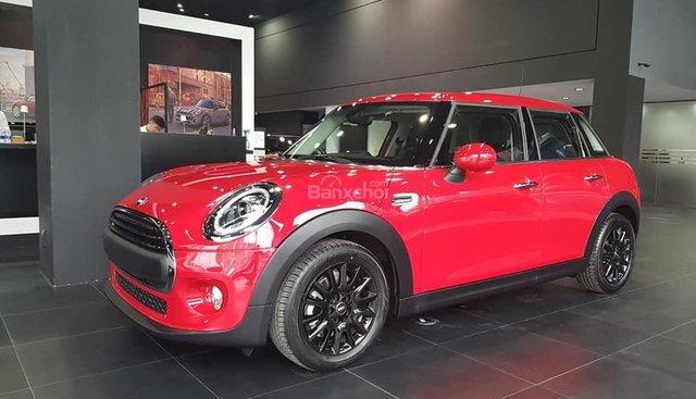Bán xe Mini One 1.5 2018, màu đỏ nhập khẩu nguyên chiếc