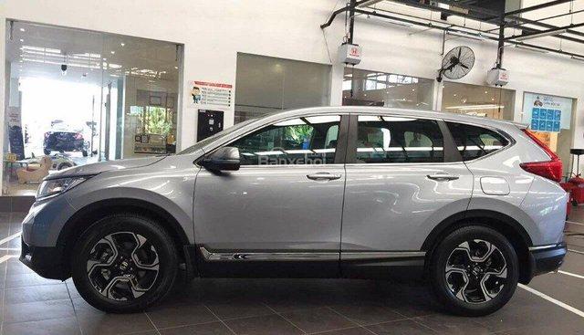 Bán Honda CRV 7 chỗ, giá tốt, giao ngay, nhập nguyên chiếc từ Thái, có hỗ trợ trả góp lãi suất cực tốt