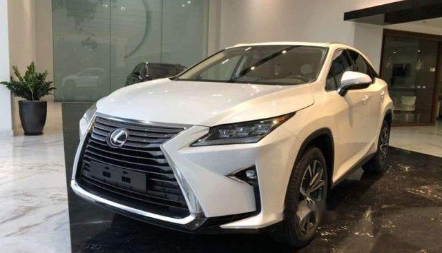 Cần bán Lexus RX 300 năm sản xuất 2018, màu trắng, nhập khẩu nguyên chiếc