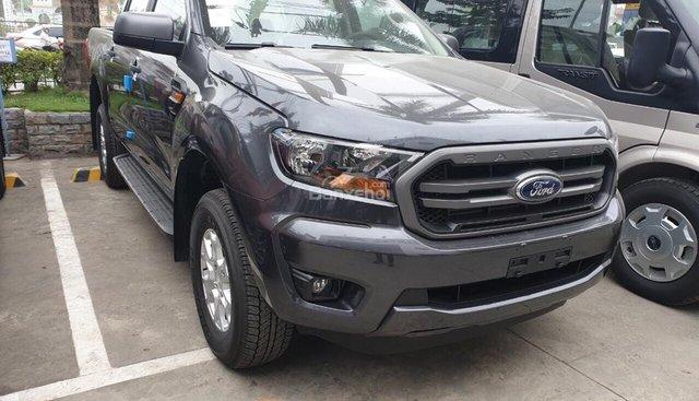 Bán Ford Ranger XLS 2.2MT phiên bản 2018, màu ghi xám, nhập khẩu, giá tốt nhất, hỗ trợ trả góp - LH: 0907782222