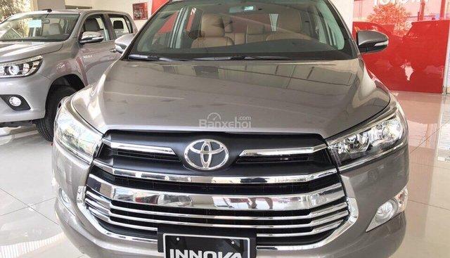 Sở hữu ngay Toyota Innova 2019 tại Hồ Chí Minh, chỉ từ 180 triệu VNĐ, hỗ trợ trả góp đến 85%