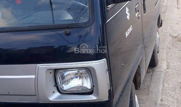 Cần bán gấp Suzuki Super Carry Van sản xuất năm 1997, màu đen, giá chỉ 75 triệu