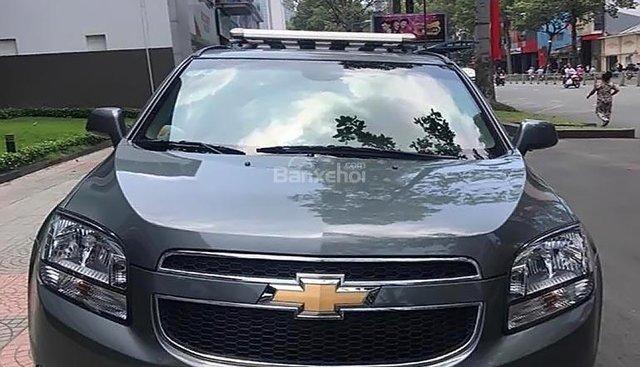 Bán Chevrolet Orlando LTZ 1.8 AT sản xuất 2014, màu xám