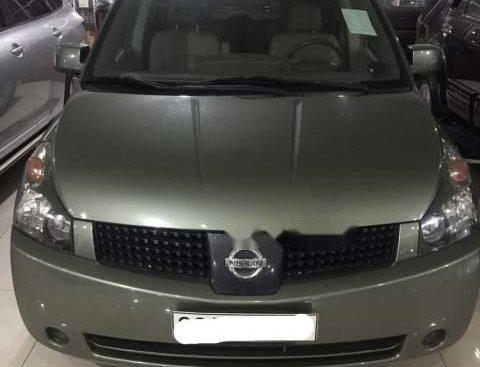 Bán Nissan Quest sản xuất năm 2005, nhập khẩu xe gia đình, 385 triệu