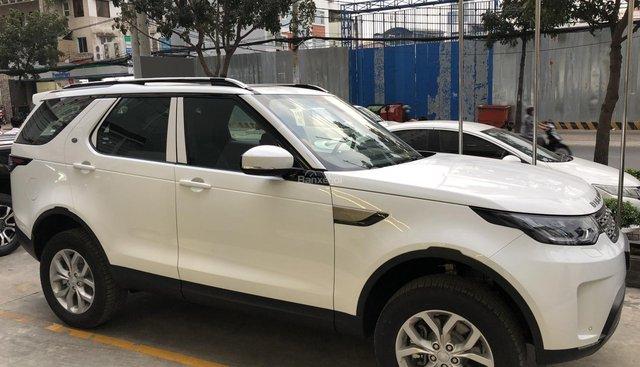 Bán xe giao sớm 0932222253 giá xe LandRover Discovery đời 2019, màu trắng, xám, đỏ, màu đồng 7 chỗ