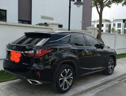 Bán Lexus RX 350 năm 2016, màu đen, xe nhập