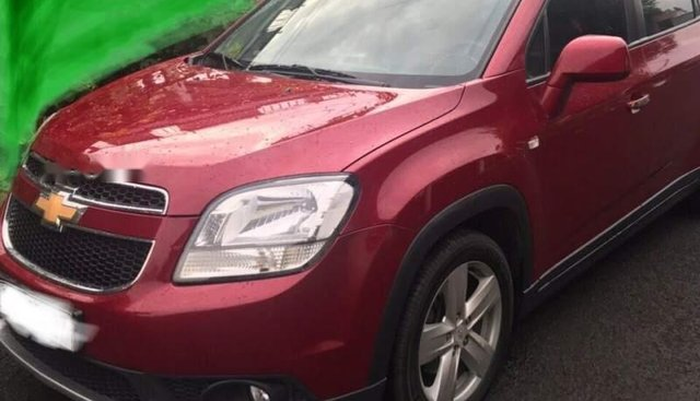 Cần bán xe Chevrolet Orlando 1.8 AT 2014, xe chạy xăng