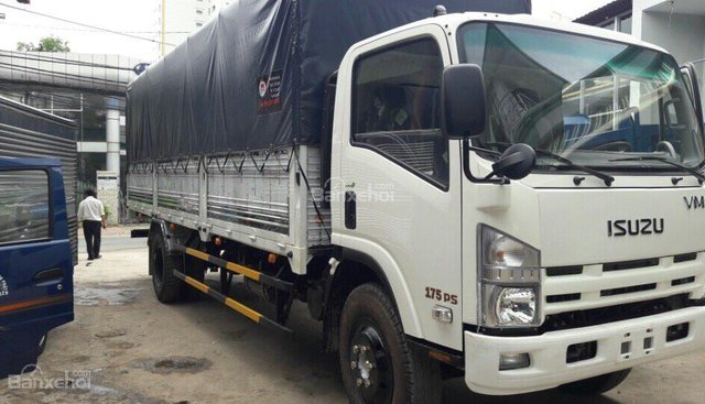 Xe Isuzu VM 8 tấn 2019 nhập khẩu CKD - Khuyến mãi giảm 40 triệu sau Tết Nguyên Đán 2019