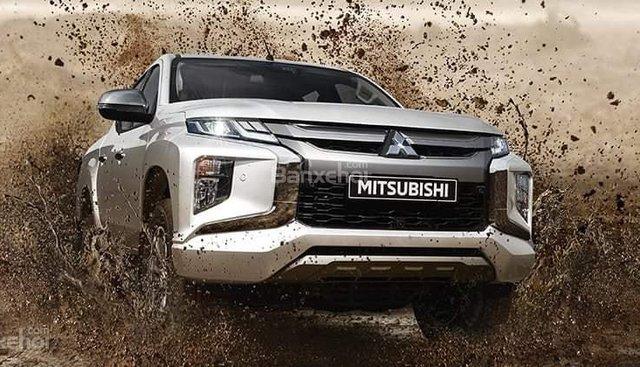 Bán xe Mitsubishi Triton All New 2019